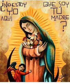 Tú Madre de mi alma, estás conmigo😍te amo!!