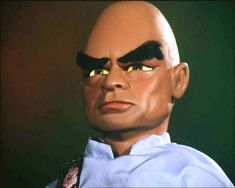 International Rescue's arch-enemy, The Hood.