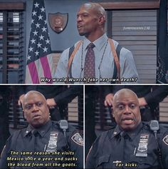 Series Movies, Movies And Tv Shows, Brookly Nine Nine, Brooklyn Nine Nine Funny, Brooklyn Baby, Movie Lines, Life Humor, Girls Life, Cute Funny Animals
