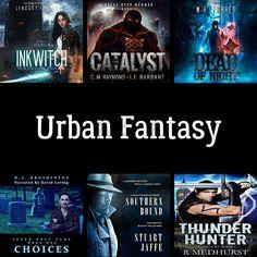 Urban Fantasy Audiobook Giveaway