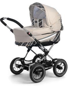 Barnvagn, pram / stroller; Edge Duo Combi from Emmaljunga. Vinnaren för oss! Dock med Duo S-chassi, svängbara hjul (även låsbara, bra till vintern). Beställd!