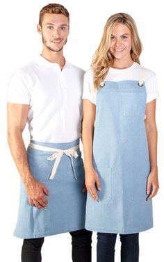 Description: 100% Cotton Indigo denim 260 gsm Webbing Ties Re-enforced designer brass rivets Waist pockets