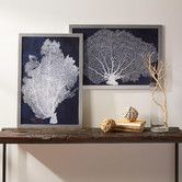 Found it at Birch Lane - Coral Wall Art Collection
