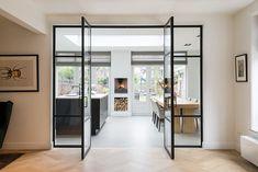 Design Gietvloeren voor in uw Woning - EPI House Design, House, House Inspiration, Doors Interior, House Interior, Home Renovation, Home Deco, Living Room Door, Home Interior Design