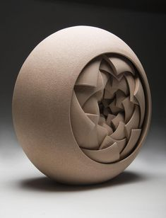 Ceramic Sculpture by Matthew Chambers