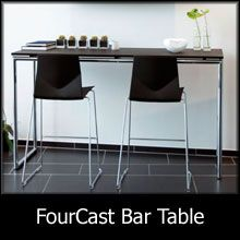 High Tower bar table