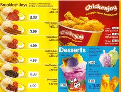 I love the chicken joy, but i hate that they dont have jollibee on guam:( Kfc Coupons, Mcdonalds Coupons, Online Coupons, Print Coupons, Discount Coupons, Free Printable Coupons, Free Coupons, Printable Cards, Free Printables