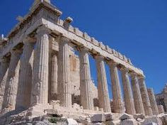 this is in Athen/ Greece. i think this is the Acropolis.