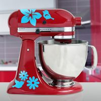 Decals for Small Appliances- blenders/mixers/coffee pots/etc