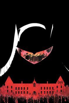 Capullo - Batman cartoon cover.
