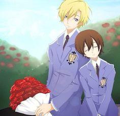 Roses, And TamaHaru