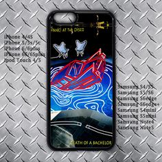 Panic At The Disco Death Of A Bachelor iPhone 4 4s 5 5s 5c 6 6s 6+ Samsung Case