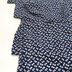 Sew Over It, Navy Blue Background, Viscose Fabric, Ditsy, Hot Days, Keep Your Cool, Dressmaking, Trousers, Mary