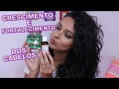 ÓLEO DE COCO E RÍCINO PARA CRESCIMENTO E FORTALECIMENTO DOS CABELOS - por Jéssica Freitas - YouTube