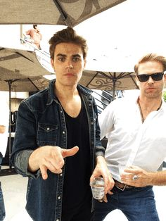 HYPERHYPER® Presents: Paul and Matt #TVD