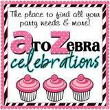 Guest Blogger - A to Zebra Celebrations - Rose Ball Tutorial!