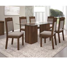 d183e2ca92 Panorama Móveis  Loja Online de Móveis e Decoração. Conjunto De Cadeiras