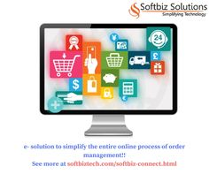 Hassle free order management! Contact us at http://www.softbiztech.com/softbiz-connect.html
