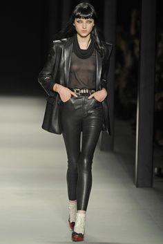 Saint Laurent RTW Spring 2014 -Paris Fashion Week