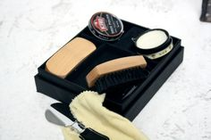 Boot polishing kit- an essential for every gentleman