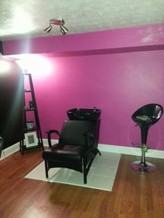 My in home salon