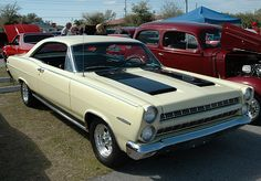 1966 Mercury Comet, Apopka Assembly of God 4th Annual Classic Car Show • March 7, 2009