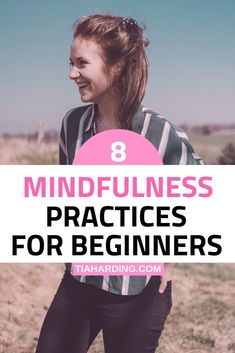 Here are 8 easy mindfulness techniques to help improve your depression, anxiety and your overall mental health. What Is Mindfulness, Mindfulness For Kids, Mindfulness Activities, Mindfulness Practice, Mindfulness Meditation, Guided Meditation, Mindfulness Coach, Relaxation Meditation, Mindfulness Quotes
