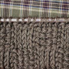 My Tunisian Crochet: Tunisian Basketweave
