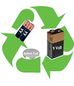 batteries Battery Disposal, City Chicken, Tiny Farm, Button Cell, Grid System, Urban Farming, Usb Flash Drive, Recycling, Homestead