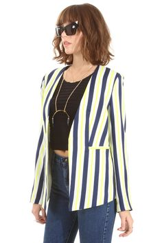 Nothing says trendy better than this Urban Sweetheart blazer