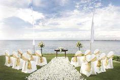 Exotic setting for a private celebration at Gili Jimbaran