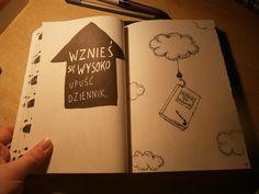 Podesłała Dominika Hepnar #zniszcztendziennikwszedzie #zniszcztendziennik #kerismith #wreckthisjournal #book #ksiazka #KreatywnaDestrukcja #DIY