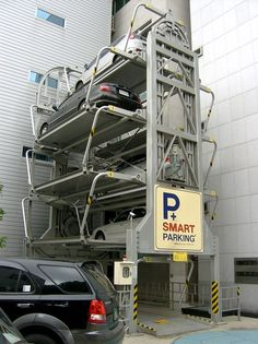 Photos by Smart parking solution.