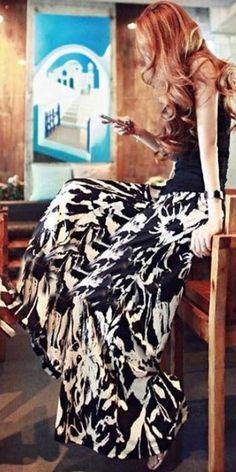カラー■ブラック■素材■ポリエステルコットン■説明文■マキシ丈 花柄 ボタニカル ウエストゴム ガウチョパンツ♪大胆な花柄の大人クールなガウチョパンツです。ワイドなシルエットですっきりスタイル良く着こなせます♪