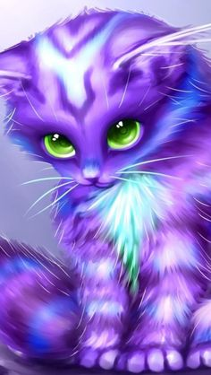 Little kitty see other animation variety board click… Baby Kittens, Cats And Kittens, Crazy Cat Lady, Crazy Cats, Anime Animals, Cute Animals, Baby Animals, I Love Cats, Cute Cats