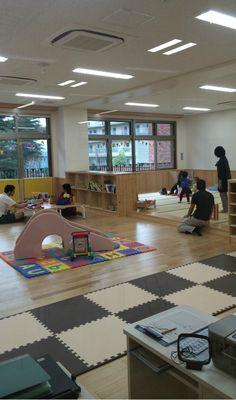 Minamiazabu Community Center is a great way to spend a rainy day