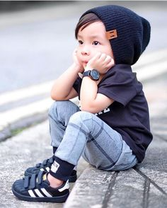 Fashion For Toddlers Boy