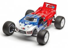 Associated Team ASC70001 Electric Off Road Competition Truck Kit. Since the beginning of the class, Team Associated has been the leader in 1:10 scale 2WD truck racing. Over 24 years have come and gone since the first RC10T made its debut in 1991 and created a winning legacy that continues today in a truck class which is ever evolving. Making the perfect marriage. By taking the proven championship-winning RC10T4 platform and applying the technologies used in the B5M, the engineers of Team…