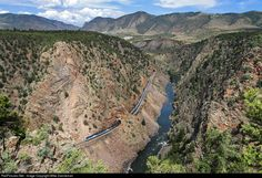 RailPictures.Net Photo: AMTK 139 Amtrak GE P42DC at Azure, Colorado by Mike Danneman