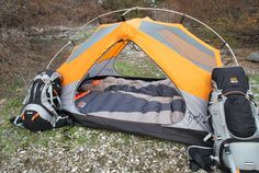 Bear Grylls 2-Man Backpacking Tent - 2013 Closeout - Free Shipping at REI-OUTLET.com