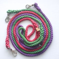 Have you seen these new solid color leashes? Aren't they gorgeous? Get one for your lucky pup!  Also, vote for us f you love our shop   https://etsy.wishpond.com/small-business-contest/entries/148993479