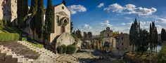 Popular on 500px : North Italy: Verona  Teatro Romano di Verona  Built 20 BC  The sad Leavings! 1 (2) by SwissFiveNine