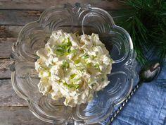Potetsalat - Fra mitt kjøkken Cabbage, Vegetables, Omelette, Veggies, Vegetable Recipes, Cabbages, Collard Greens