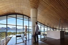 Facilities at Saffire Freycinet Hotel in Coles Bay, Tasmania, Australia