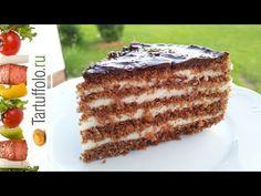 МЕДОВИК БЕЗ ВЫПЕЧКИ / Медовый торт без выпекания. Невероятно вкусный и нежный! Honey cake without - YouTube