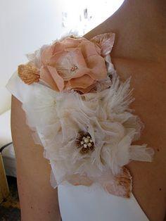 DIY dress detail