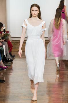 Natalia Gart  #VogueRussia #readytowear #rtw #springsummer2018 #NataliaGart #VogueCollections