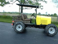 ford rat tractor