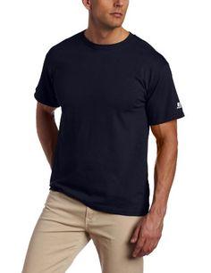 Russell Athletic Men's Basic T-Shirt, J Navy, Medium   Amazon Promo Code