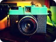 Colourful camera